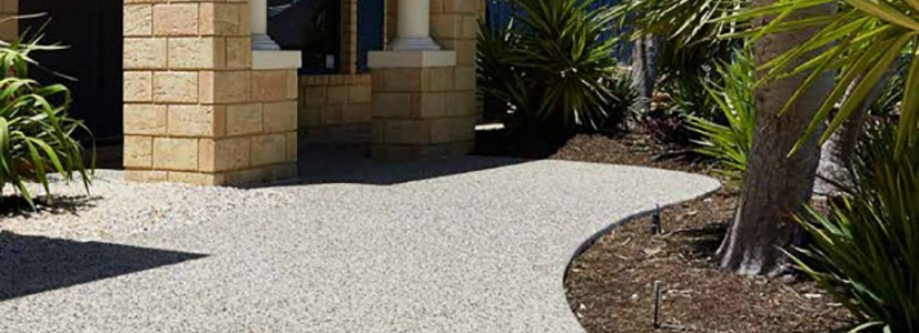 Decorative Concrete Increases Your Property Value
