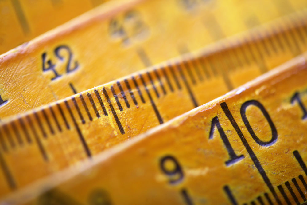 Measuring standards is critically important for job satisfaction