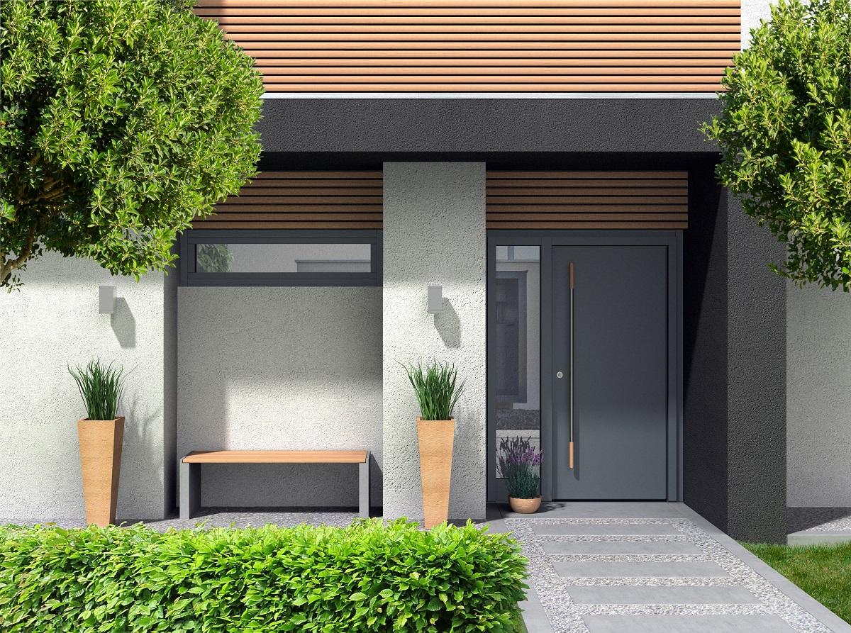 Front yard design trends in Australia
